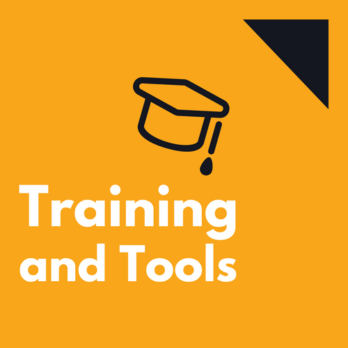 Training and Tools